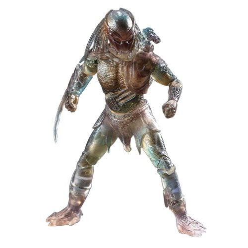 Predators Active Camouflage Berserker 1:18 Scale Action Figure - Previews Exclusive - APRIL 2021