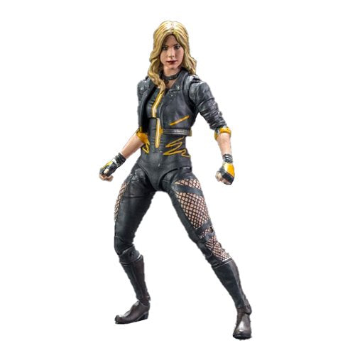 Injustice 2 Black Canary 1:18 Scale Action Figure - Previews Exclusive