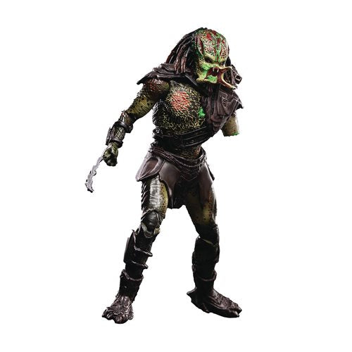 Predators Battle Damaged Berserker 1:18 Scale Action Figure - Previews Exclusive - MARCH 2021