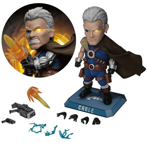X-Men Cable Egg Attack EAA-097 Action Figure - JULY 2021