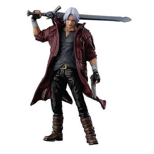 Devil May Cry 5 Dante Deluxe Version 1:12 Action Figure - PX Exclusive