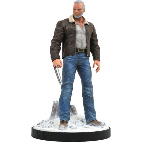 Marvel Premier Collection Old Man Logan Statue - JANUARY 2021