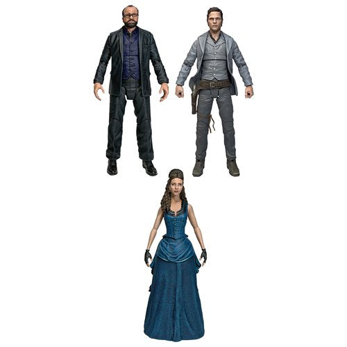 "Westworld Select 7"" Action Figure Wave 2 - Set of 3 - APRIL 2020"