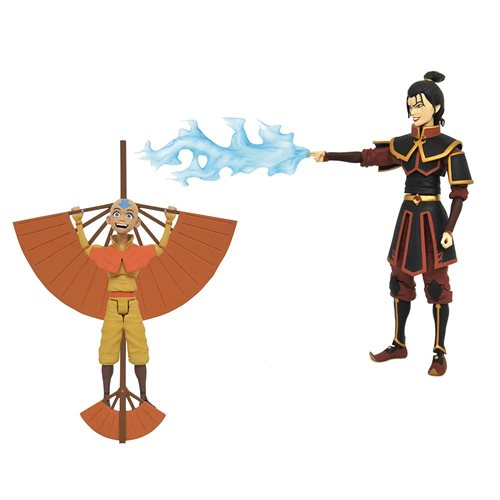 Avatar: The Last Airbender Series 2 Action Figure Set of 2 - NOVEMBER 2020