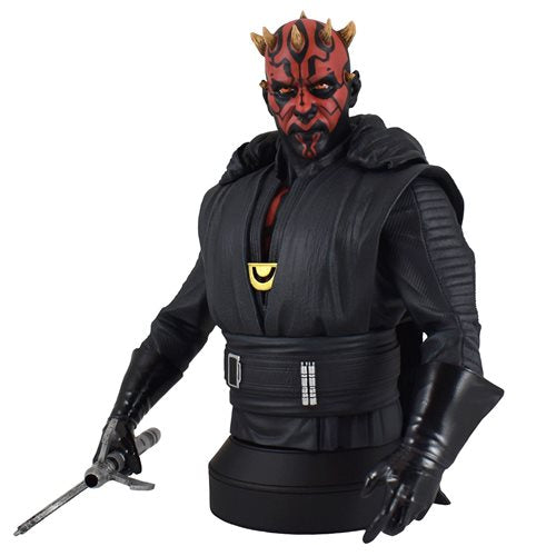 Star Wars Solo Crimson Dawn Darth Maul 1:6 Scale Bust - APRIL 2020