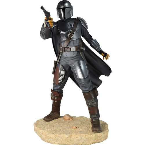 Star Wars Premier Collection Mandalorian MK 3 Statue - JANUARY 2021