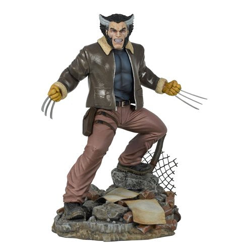 Marvel Gallery Comic Days of Future Past Wolverine Statue - FEBRUARY 2021