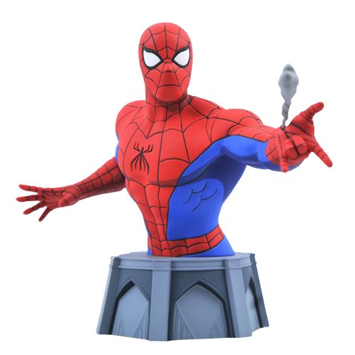 Marvel Animated Spider-Man Bust - FEBRUARY 2021