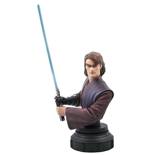 Star Wars Clone Wars Anakin Skywalker 1:7 Scale Bust - JANUARY 2021