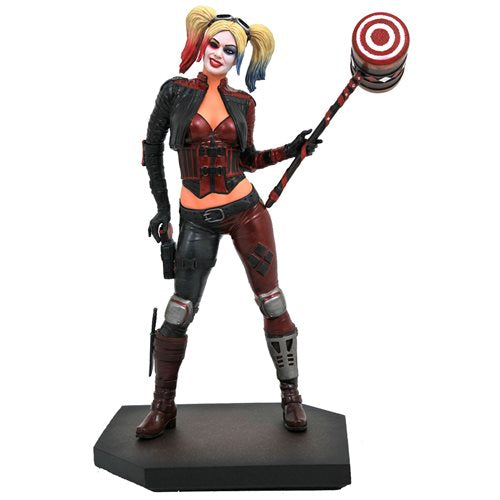 "DC Gallery Injustice 2 Harley Quinn (9"") Statue - APRIL 2020"