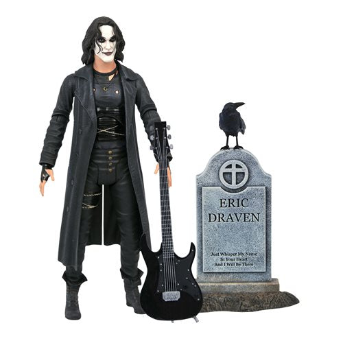 The Crow Action Figure - JANUARY 2021