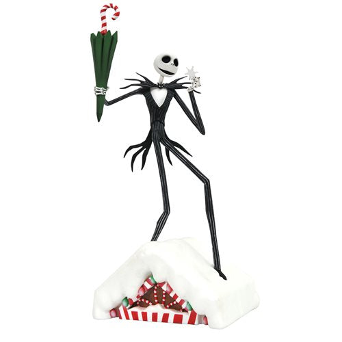 Nightmare Before Christmas Gallery What Is This Jack Statue - JANUARY 2021