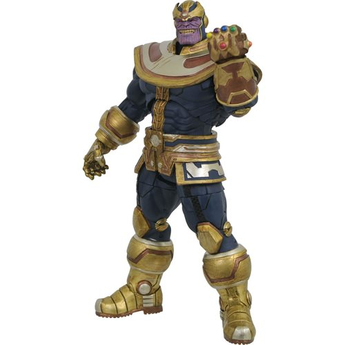 Marvel Select Thanos with Infinity Gauntlet Action Figure - JANUARY 2021