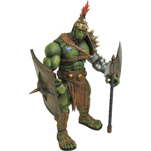 Marvel Select Planet Hulk Action Figure - JANUARY 2021