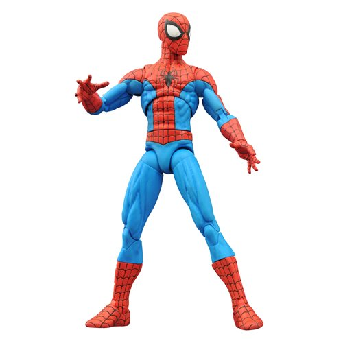 Marvel Select Spectacular Spider-Man Action Figure - JANUARY 2021