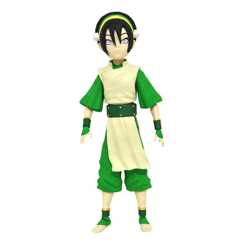 Avatar Series 3 Deluxe Toph Action Figure - FEBRUARY 2021
