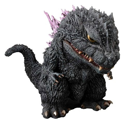 Godzilla 2000 Defo Real Soft Vinyl Statue - JULY 2020