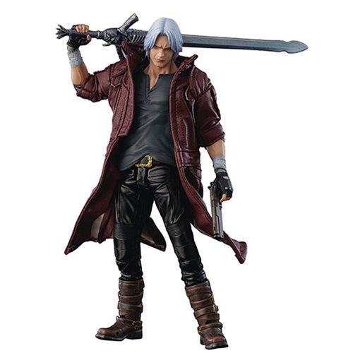 Devil May Cry 5 Dante Standard Version 1:12 Scale Action Figure - Previews Exclusive