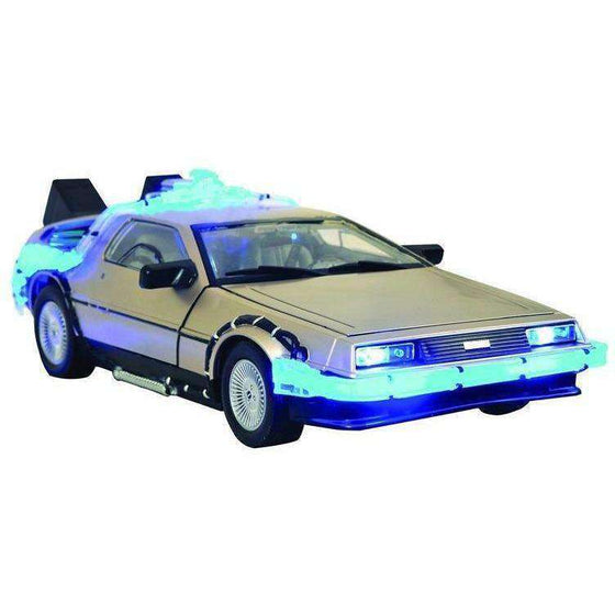 1:15 Scale Back To The Future II Time Machine - Q2 2018