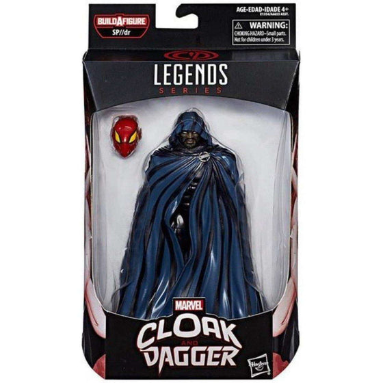 Spider-Man Marvel Legends Wave 10 (SP//DR BAF) - Cloak (Cloak & Dagger)