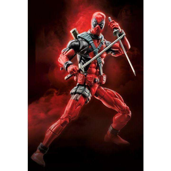 Deadpool Marvel Legends 6-Inch Action Figures (Sasquatch BAF) Wave One - Deadpool