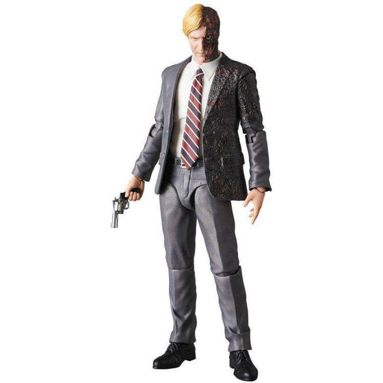 The Dark Knight MAFEX No.054 - Harvey Dent/Two-Face - MAY 2018