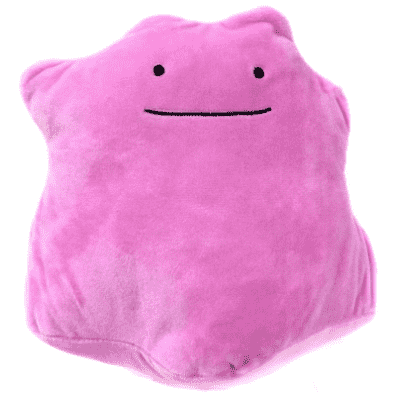 "Pokémon Select 8"" Plush - Ditto"