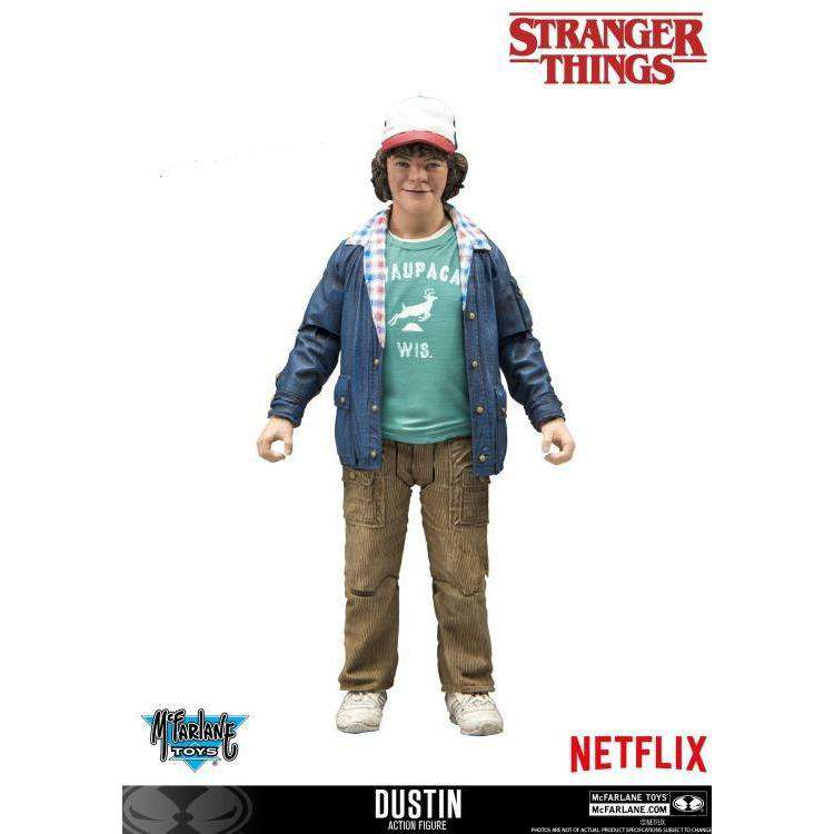 "Stranger Things - Dustin 7"" Action Figure"