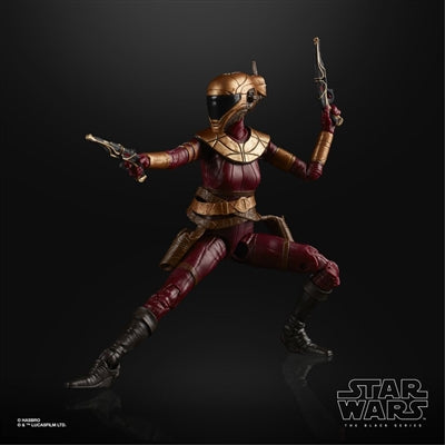 Star Wars The Black Series The Rise of Skywalker Zorii Bliss 6-Inch Action Figure
