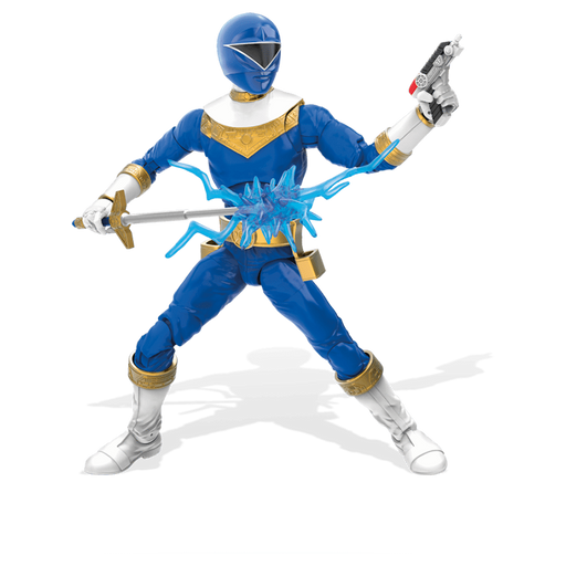 Power Rangers Lightning Collection 6-Inch Figures Wave 4 - Zeo Blue Ranger
