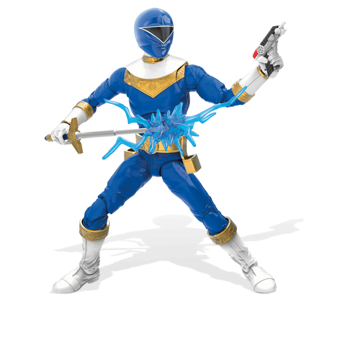 Power Rangers Lightning Collection 6-Inch Figures Wave 4 - Zeo Blue Ranger - MARCH 2020