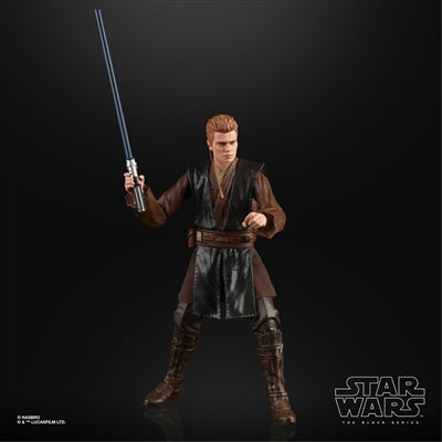 Star Wars The Black Series Anakin Skywalker (AOTC) 6-Inch Action Figure - MAY 2020