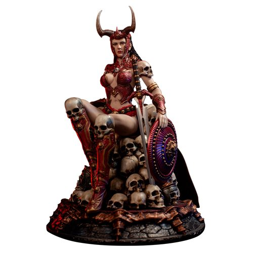 Sariah, the Goddess of War 1:6 Scale Action Figure - JUNE 2020