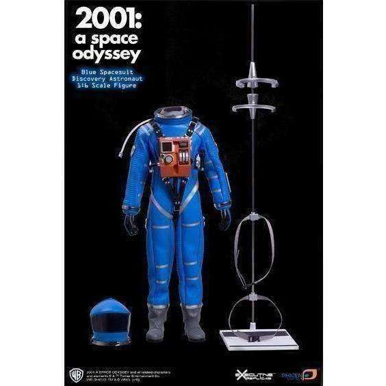 2001: A Space Odyssey Discovery Astronaut 1/6 Scale Blue Space Suit - AUGUST 2018
