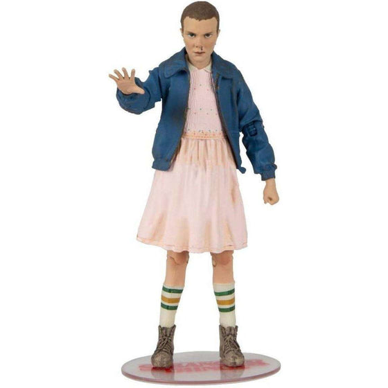 Stranger Things Color Tops Collector Edition Eleven