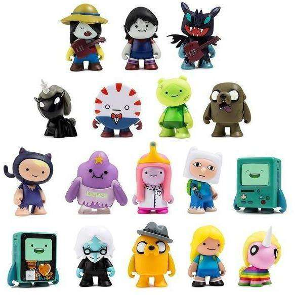 Adventure Time: Fresh 2 Death Blind Box Mini Series - Single Blind Box Figure