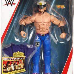 WWE Wrestling Elite Series 61 - Fandango Action Figure
