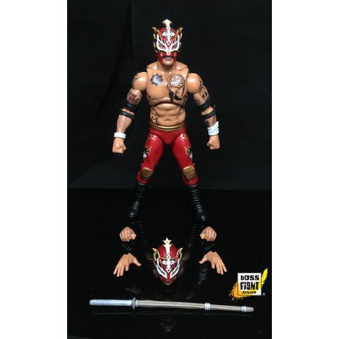 Legends Of Lucha Libre - Premium Collector Figure - Wave 1 - Rey Fenix - JULY 2020