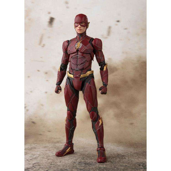 Justice League S.H. Figuarts - The Flash - MAY 2018
