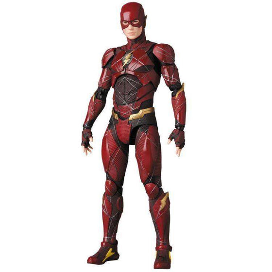 Justice League MAFEX No.058 - Flash - MARCH 2018