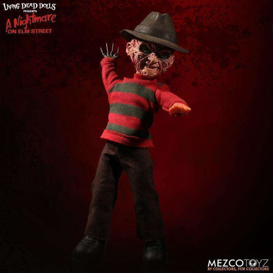 Living Dead Dolls Presents: A Nightmare on Elm Street - Freddy Krueger (Talking) - MAY 2018