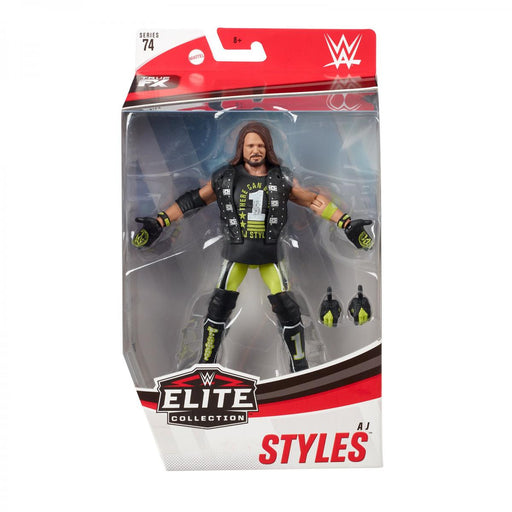 WWE Elite Collection Series 74 - AJ Styles