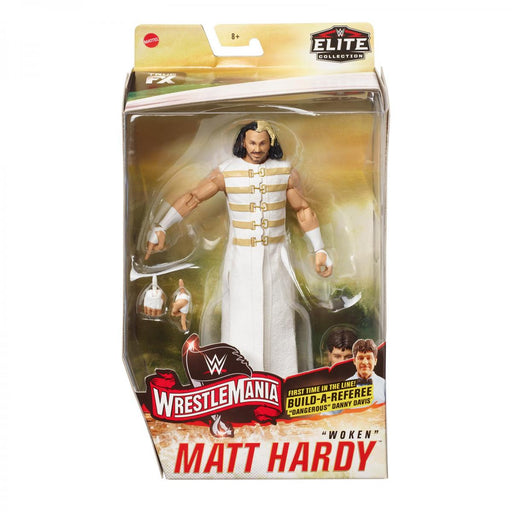 "WWE Wrestlemania 36 Elite Collection - ""Woken"" Matt Hardy"
