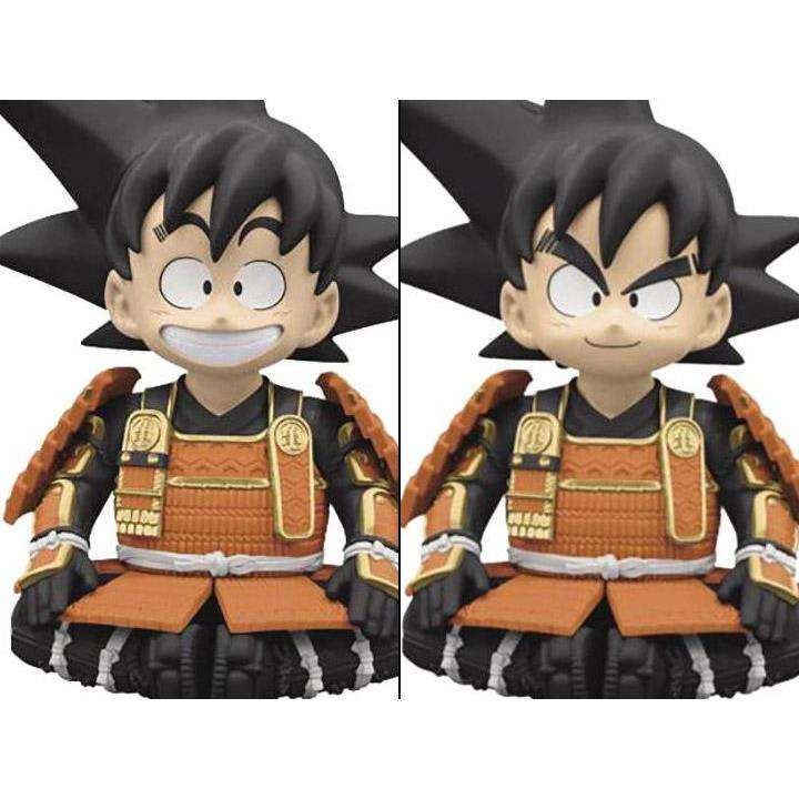Dragon Ball Children's Day May Doll Goku Figure Set - AUGUST 2018