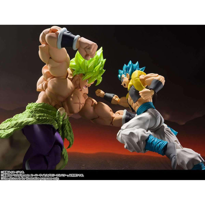 Dragon Ball Super: Broly (Movie) S.H. Figuarts - Gogeta SSGS (Super Saiyan God)