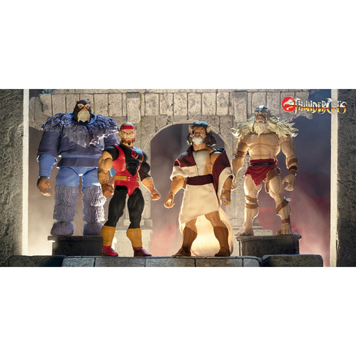 Thundercats Ultimates Wave 4 - Complete Set of 4 - NOVEMBER 2021