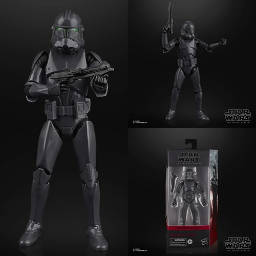 "Star Wars Figures - 6"" The Black Series - The Bad Batch - Elite Squad Trooper - JUNE 2021"