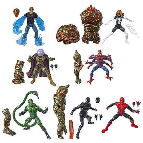 Amazing Spider-Man Marvel Legends Wave 12 - Set of 7 - MAY 2019
