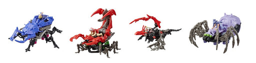 Zoids Beta Class Wave 1 Set of 4 - JANUARY 2021