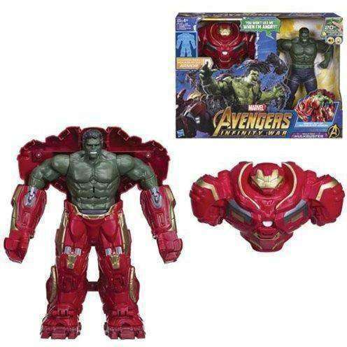 Avengers: Infinity War Hulk Out Hulkbuster Action Figure - AUGUST 2018
